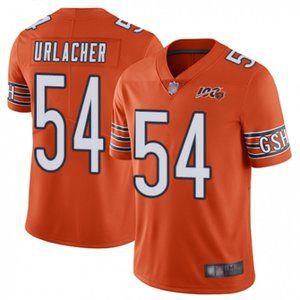 Chicago Bears Brian Urlacher 100th Season Jersey